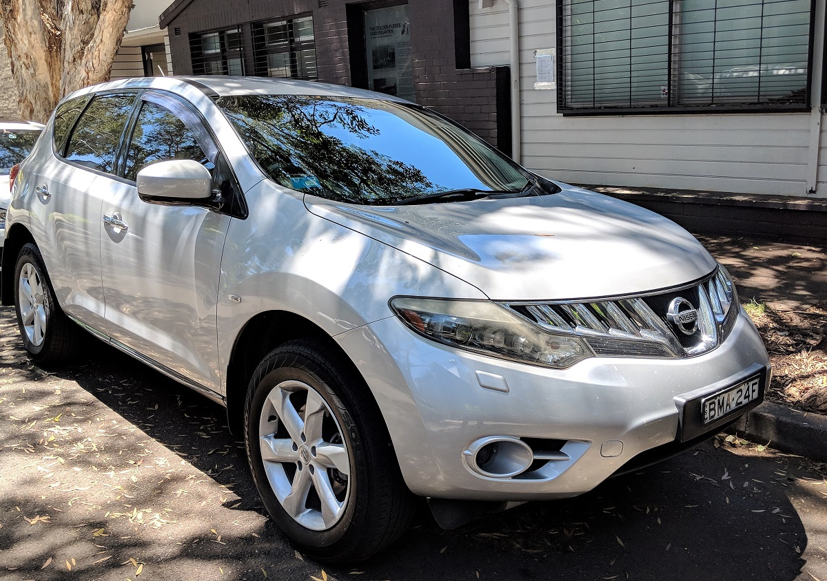 Picture of Melinda's 2009 Nissan Murano