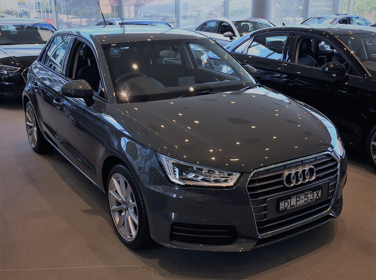 Picture of Samuel's 2016 Audi A1