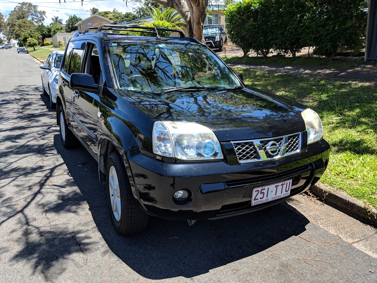 Picture of CJ's 2007 Nissan X-TRAIL