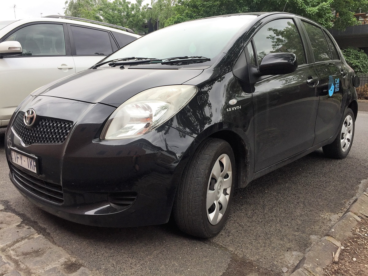 Picture of Claire's 2006 Toyota Yaris