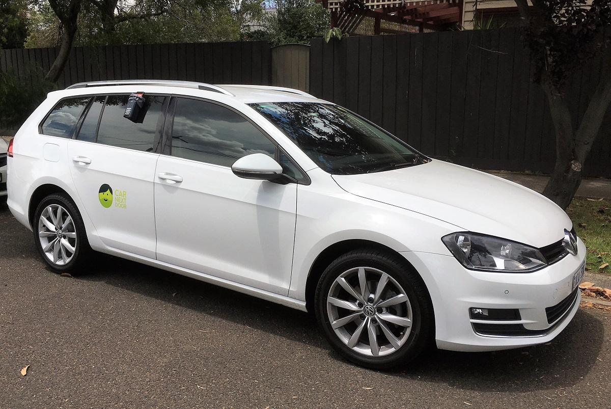 Picture of Andrew's 2014 Volkswagen Golf