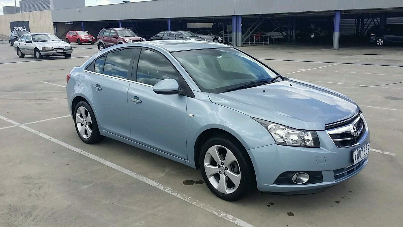 Picture of Andrew's 2011 Holden Cruze