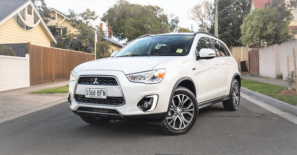 Picture of CarNextDoor's 2017 Mitsubishi ASX
