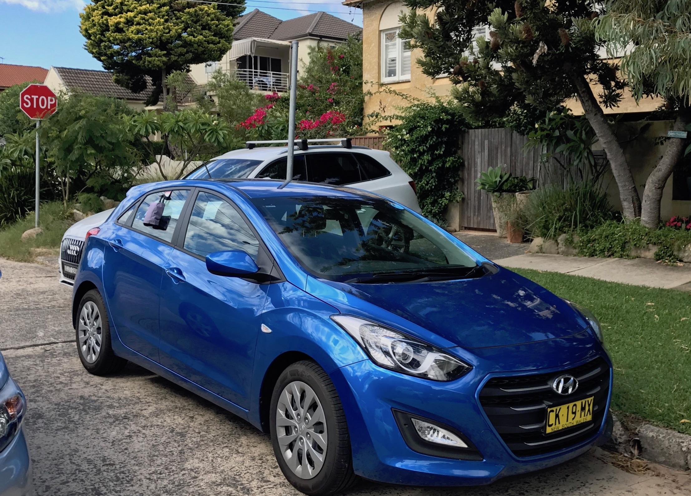 Picture of CarNextDoor's 2016 Sedan/Hatch