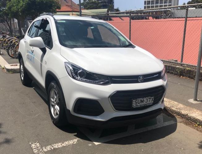 Picture of CarNextDoor's 2017 Holden Trax