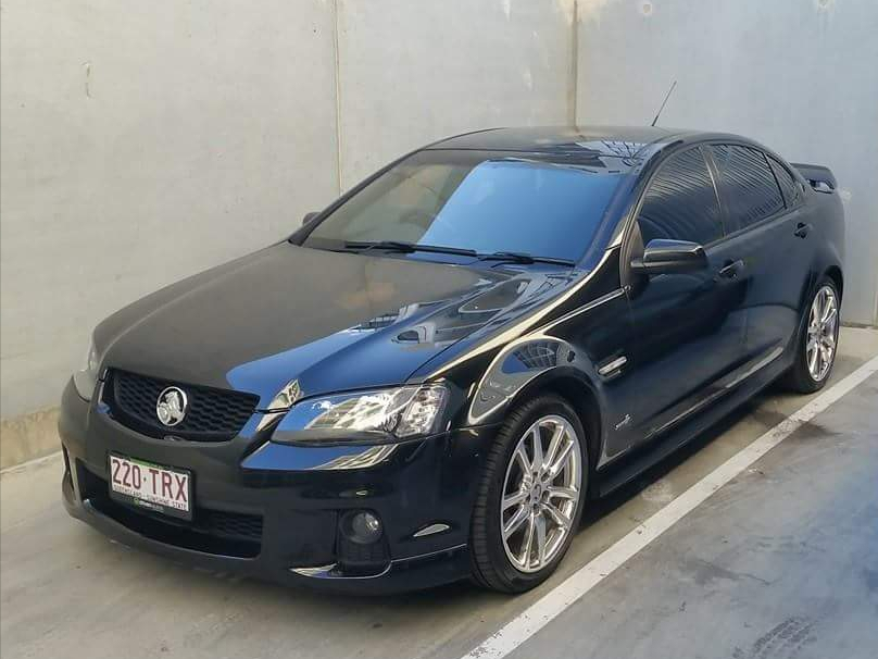 Picture of James' 2010 Holden Commodore SV6