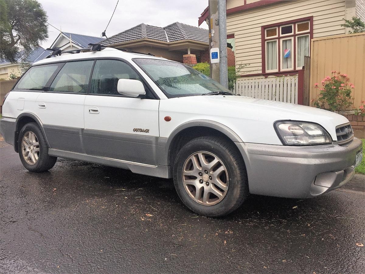 Picture of Brendan's 2002 Subaru Outback
