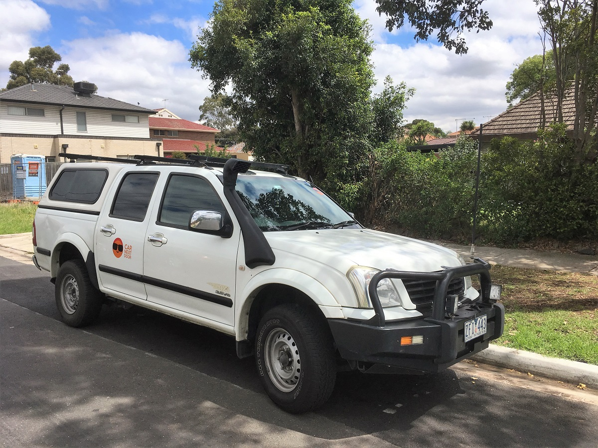 Picture of Muhannad's 2004 Holden Rodeo