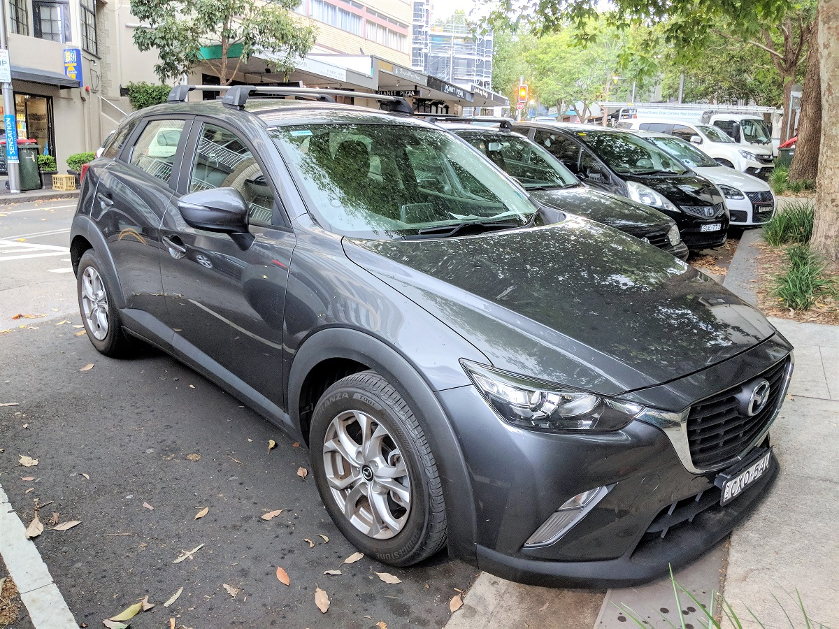 Picture of Claudia's 2015 Mazda CX3
