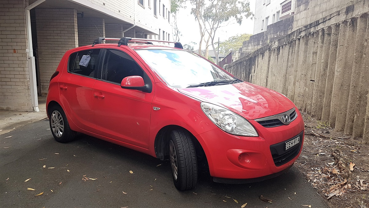 Picture of Kylie's 2011 Hyundai i20