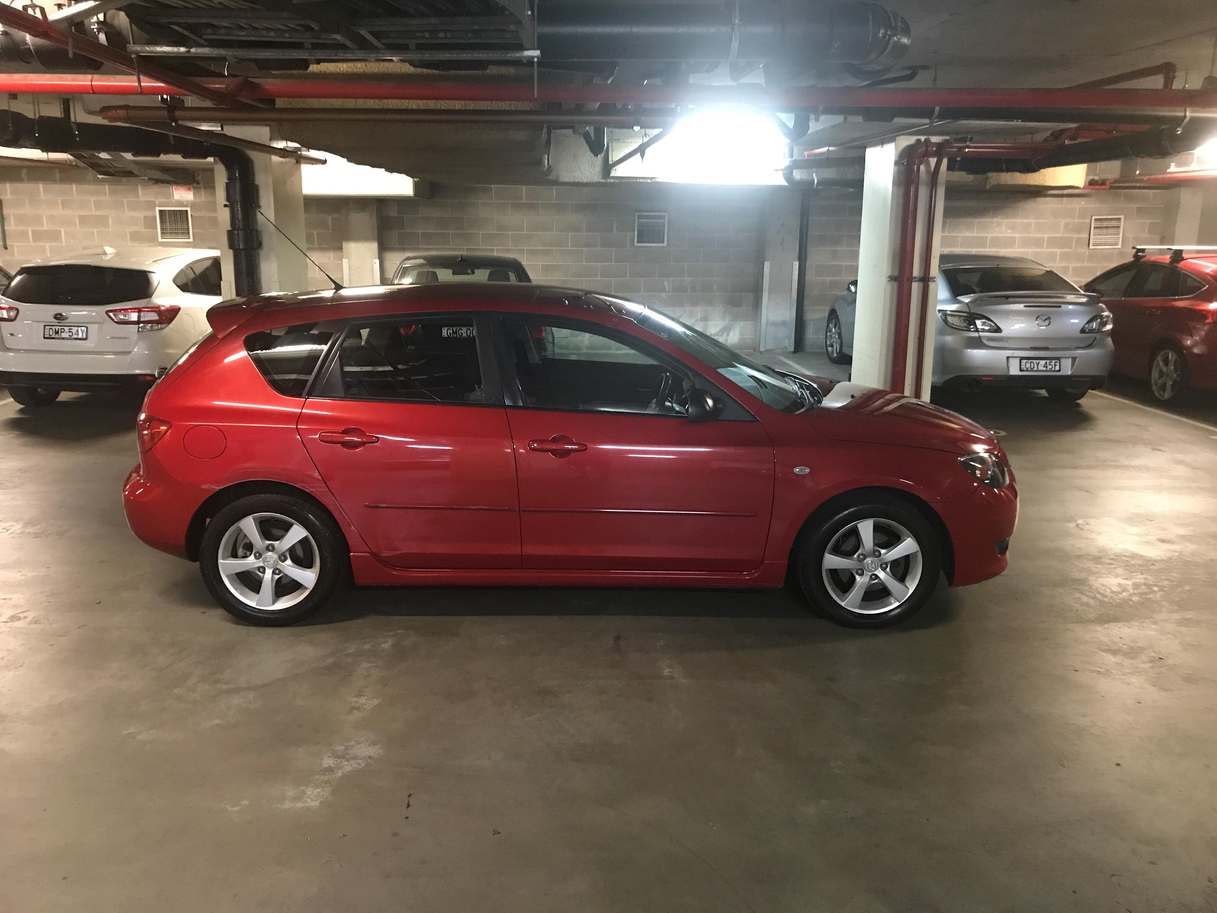 Picture of David's 2004 Mazda 3