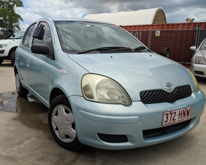 Picture of David's 2004 Toyota Echo