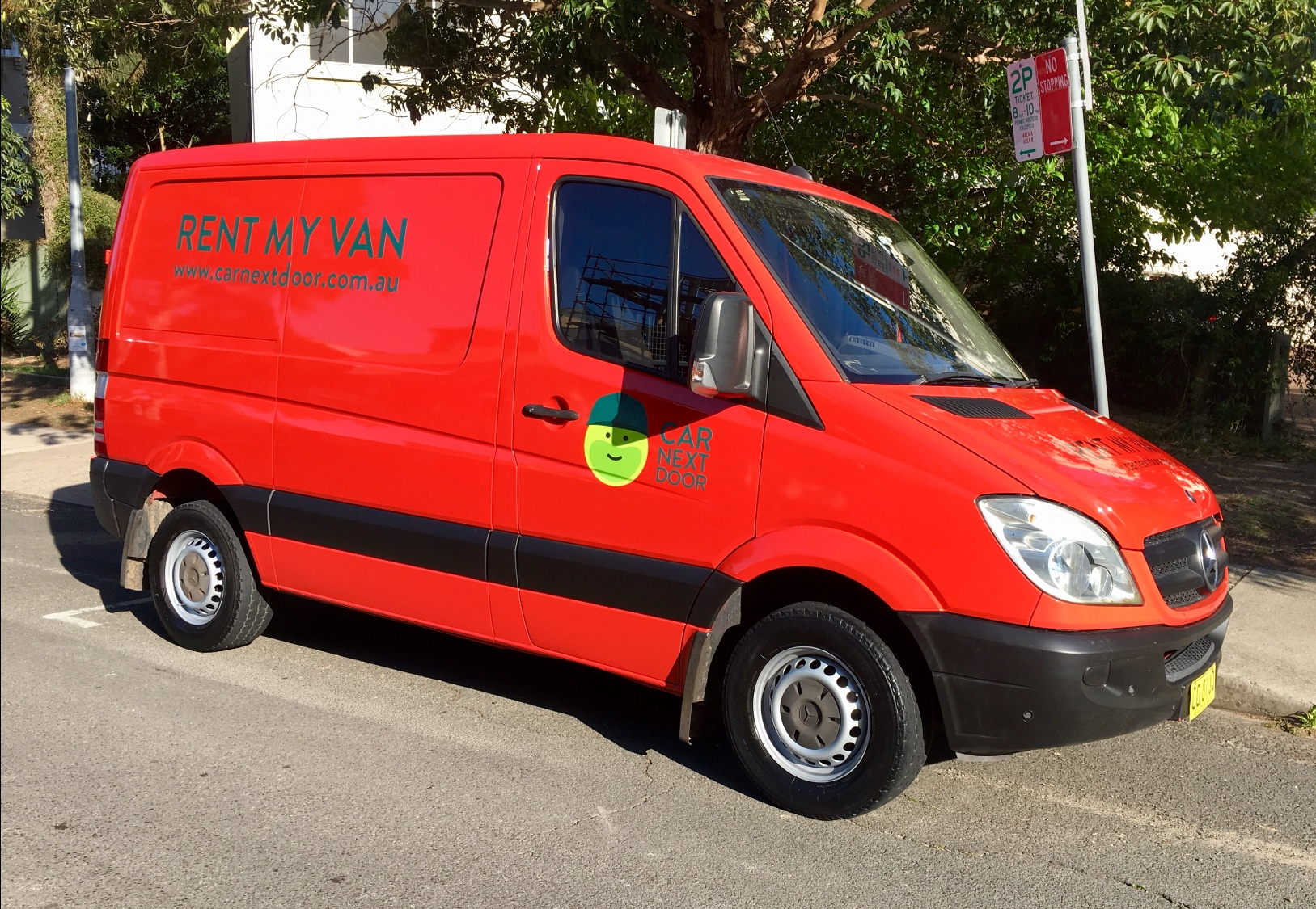Picture of Charles' 2008 Mercedes-Benz Sprinter