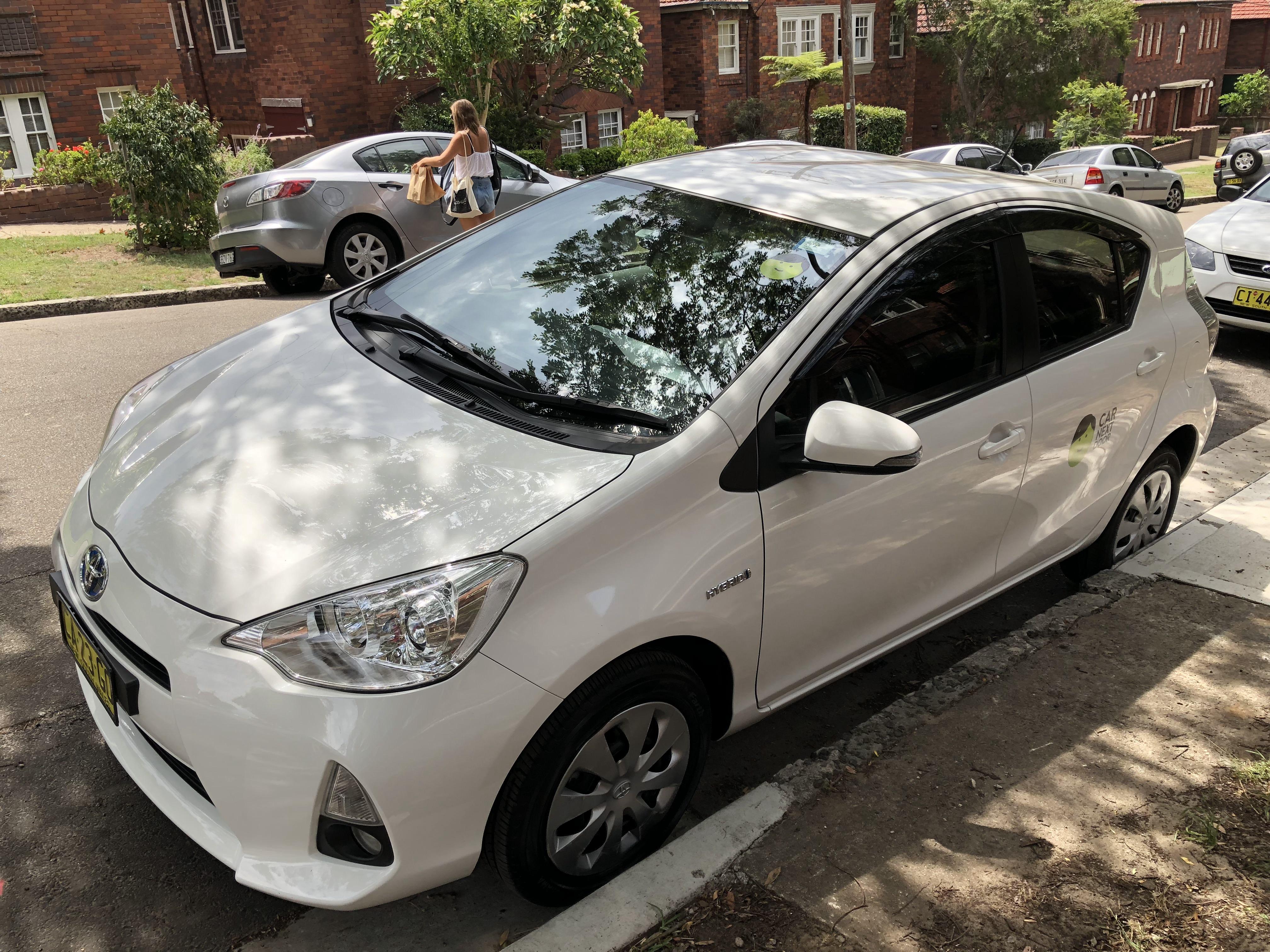 Picture of Deborah's 2014 Toyota Prius C