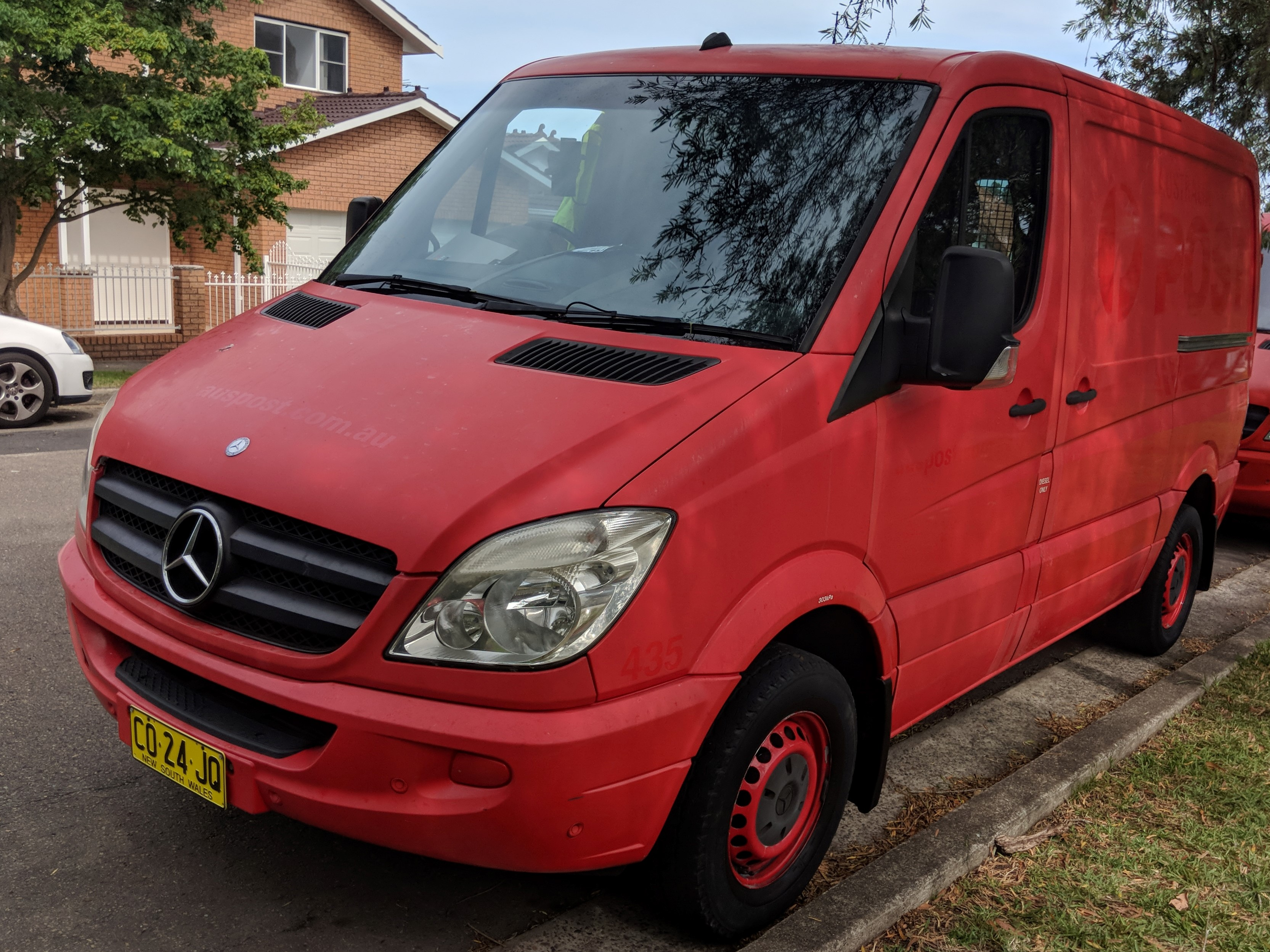 Picture of Charles' 2009 Mercedes-Benz Sprinter