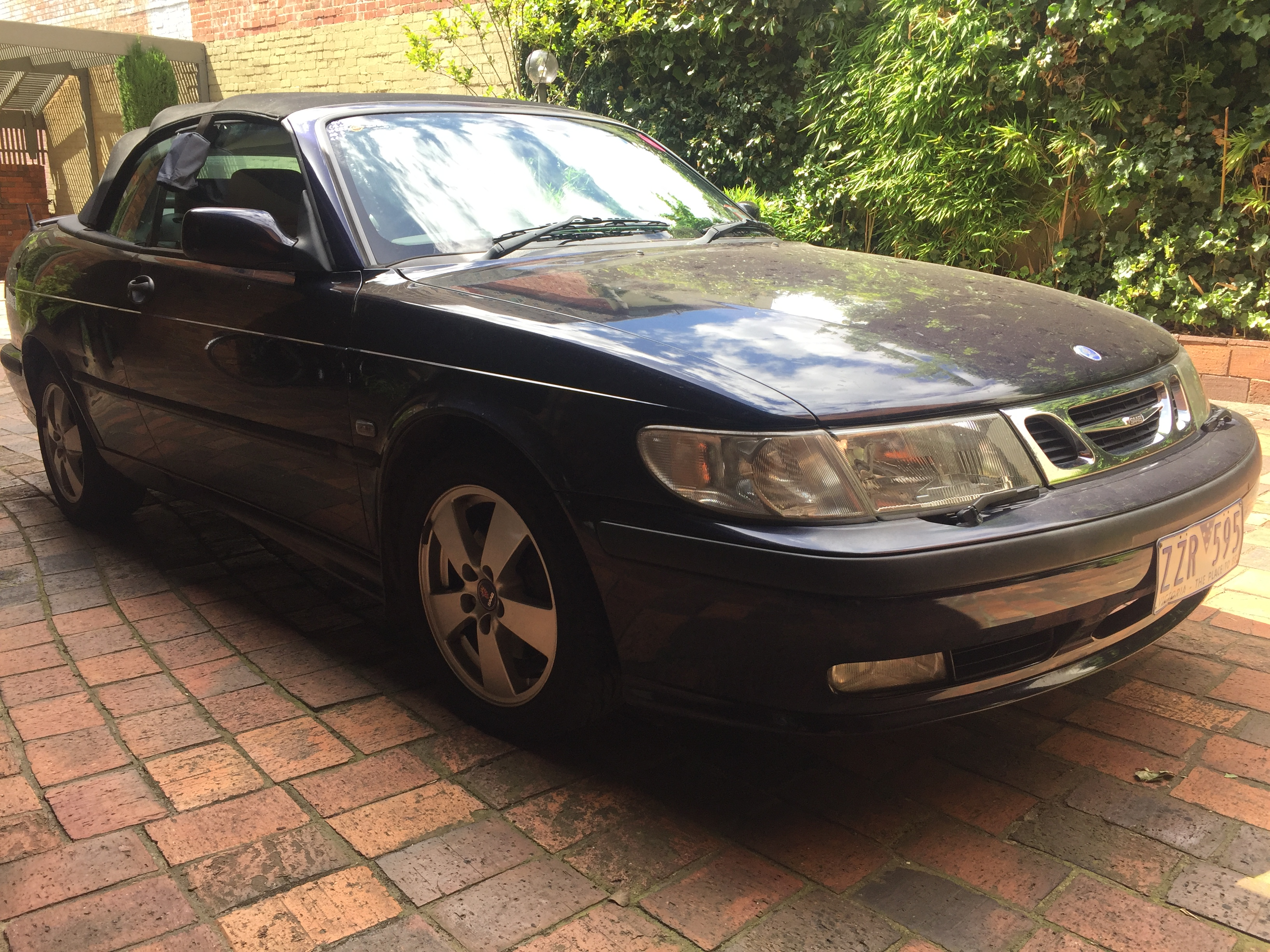 Picture of Glen's 2003 Saab Coupe 9-3 Turbo