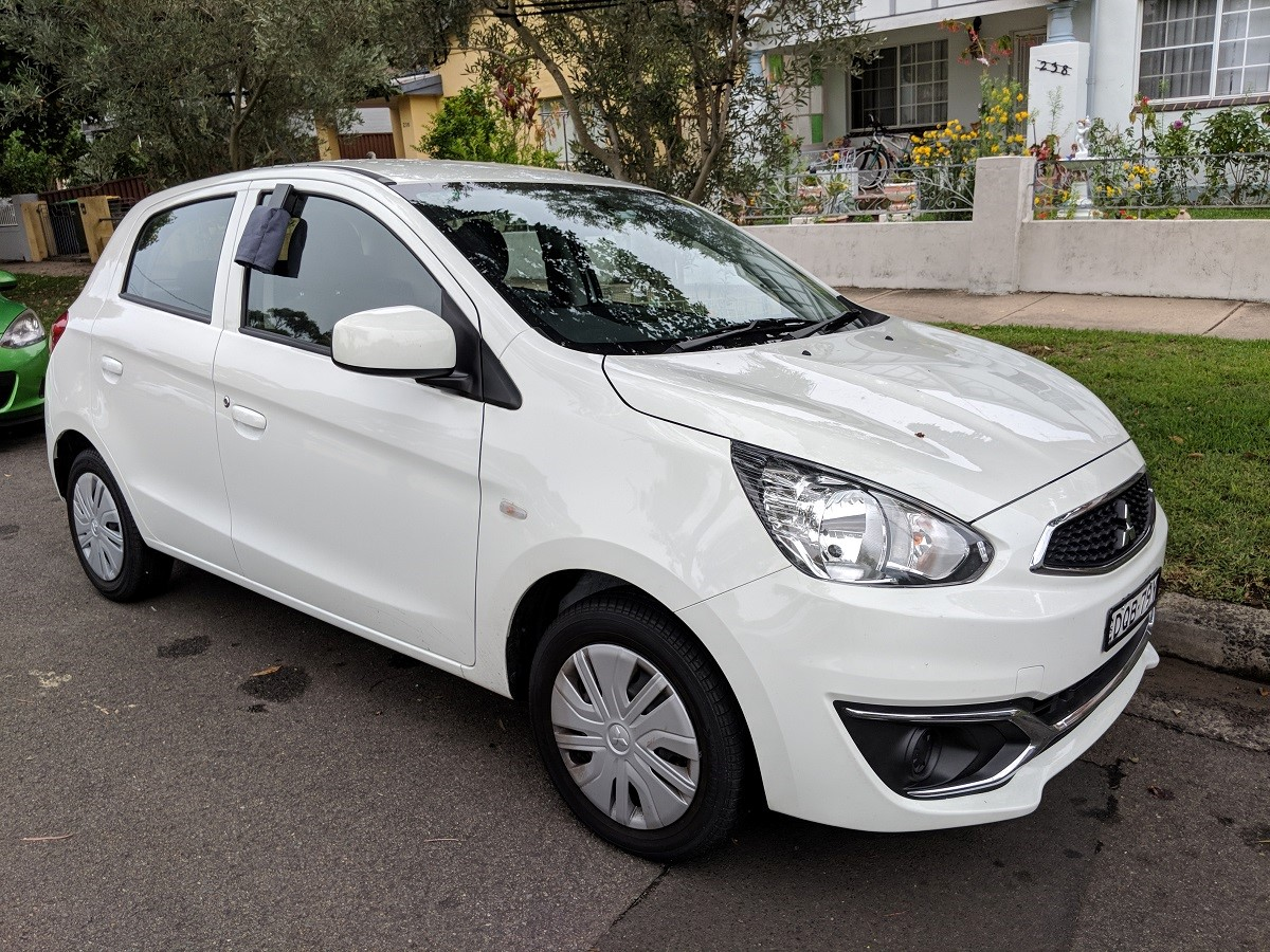 Picture of Amel's 2017 Mitsubishi Mirage