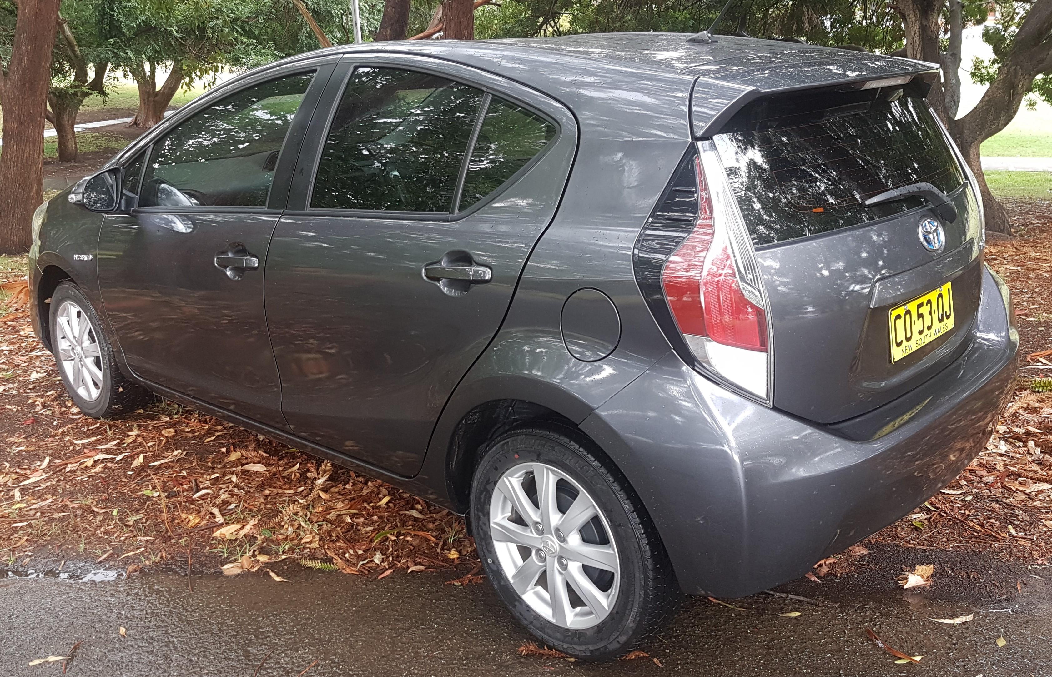 Picture of Brett's 2015 Toyota Prius C