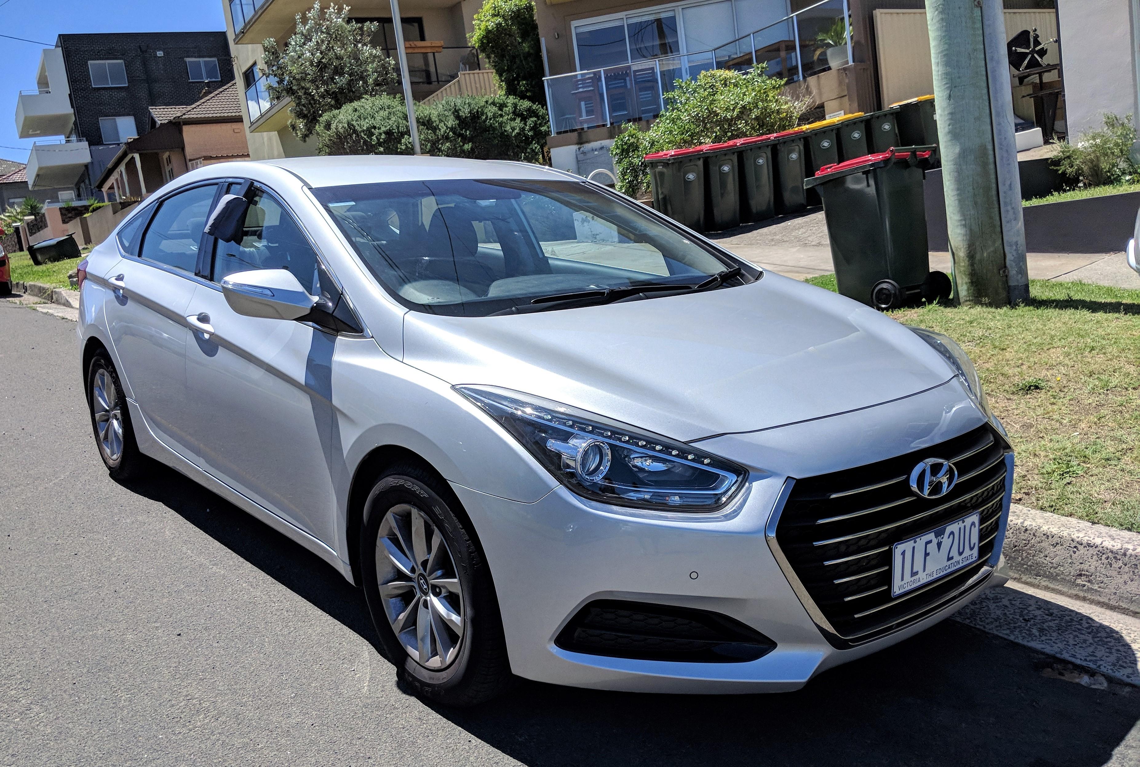 Picture of Alex's 2015 Hyundai i40