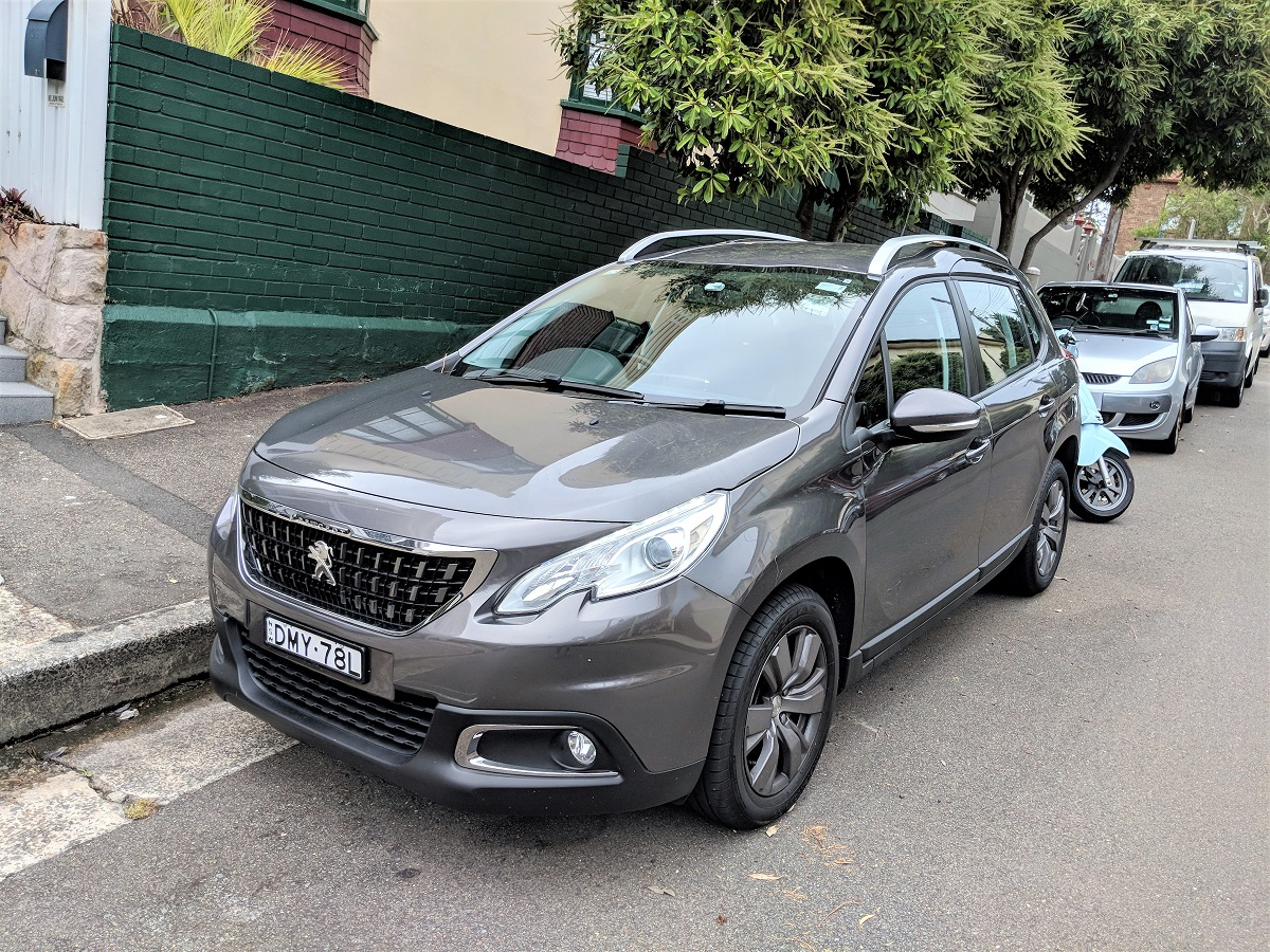 Picture of Anna's 2017 Peugeot 2008