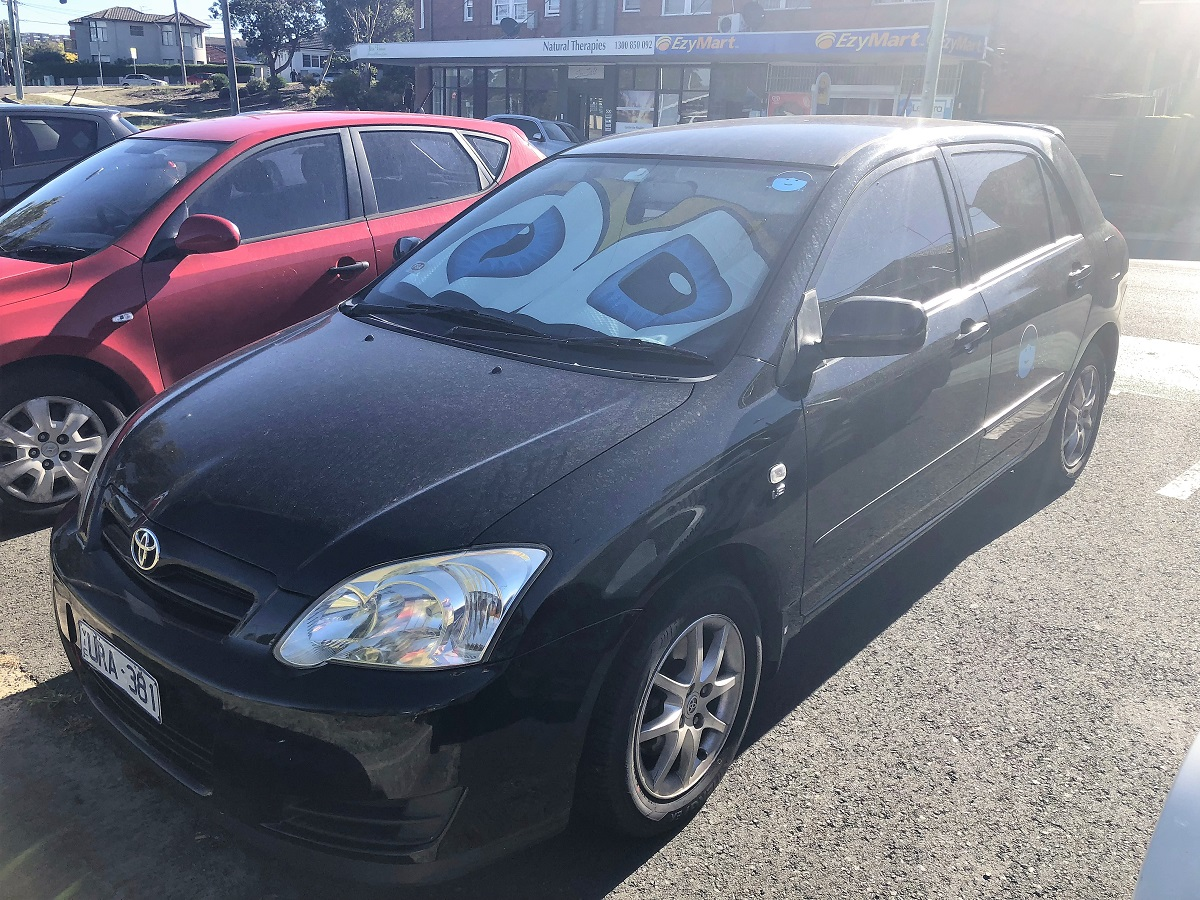Picture of Gemma's 2006 Toyota Corolla