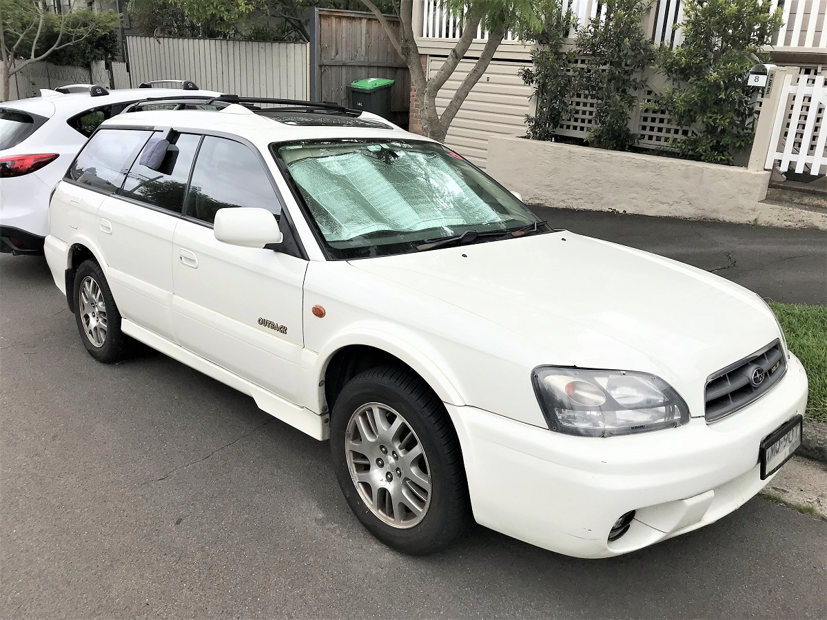Picture of Ian's 2002 Subaru Outback H6