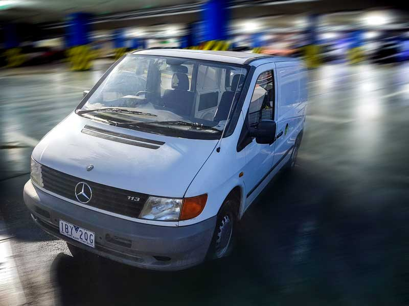 Picture of Xifa's 1998 Mercedes-Benz Vito