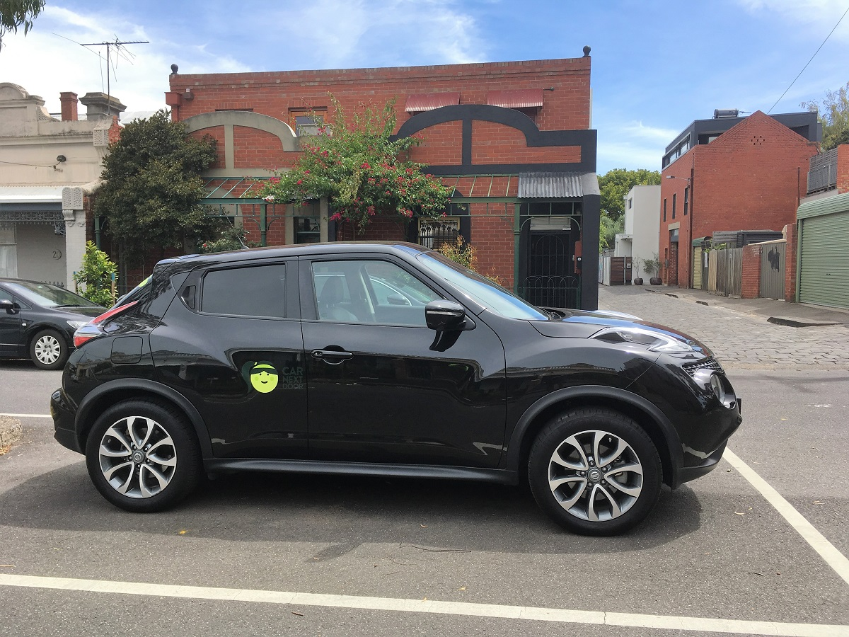 Picture of Abbey's 2016 Nissan Juke Ti