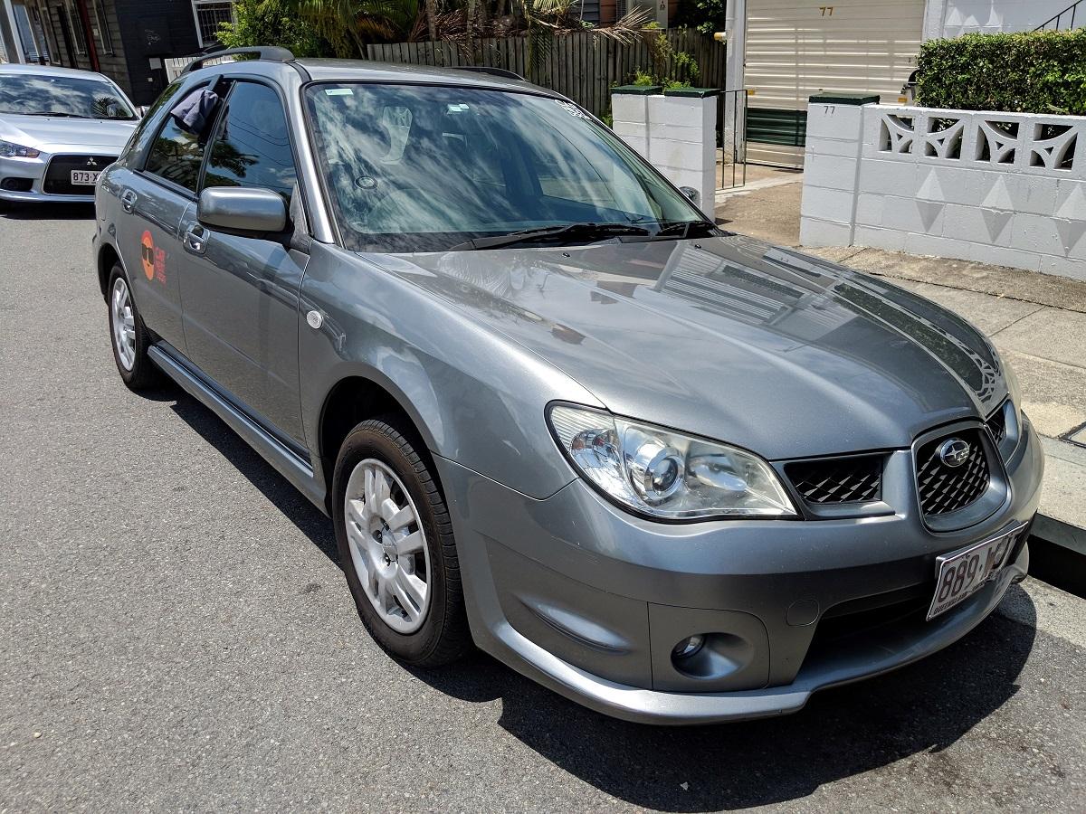 Picture of Marlon's 2006 Subaru Impreza
