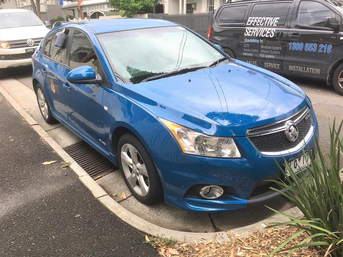 Picture of Yashoda's 2012 Holden Cruze