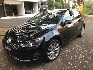 Picture of Gina's 2014 Volkswagen Golf
