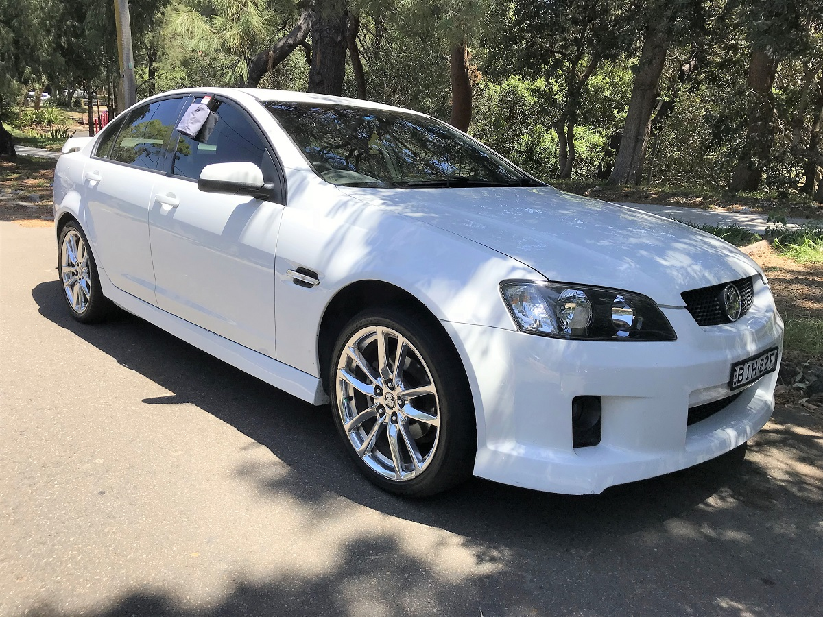 Picture of Rajat's 2008 Holden Commodore