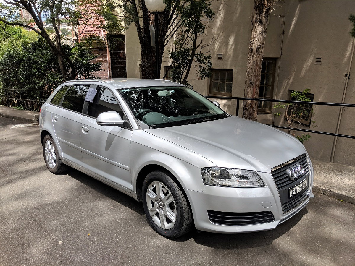 Picture of Steve's 2010 Audi A3 TFSI