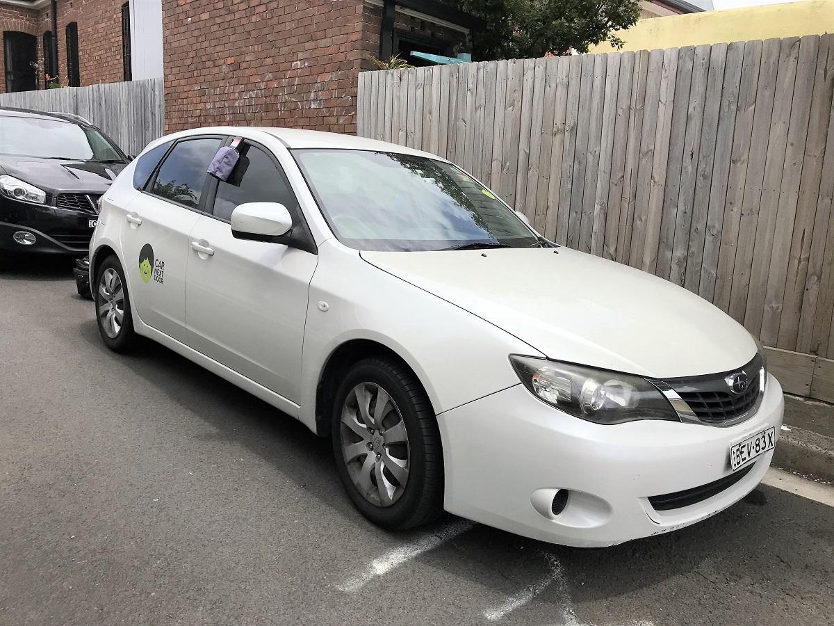 Picture of Annabelle's 2008 Subaru Impreza