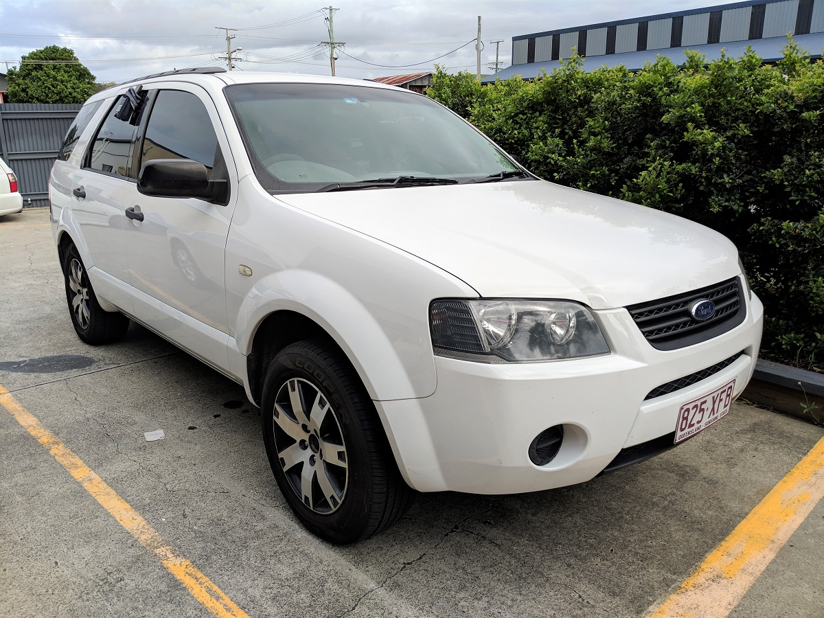 Picture of Jasmine's 2008 Ford Territory