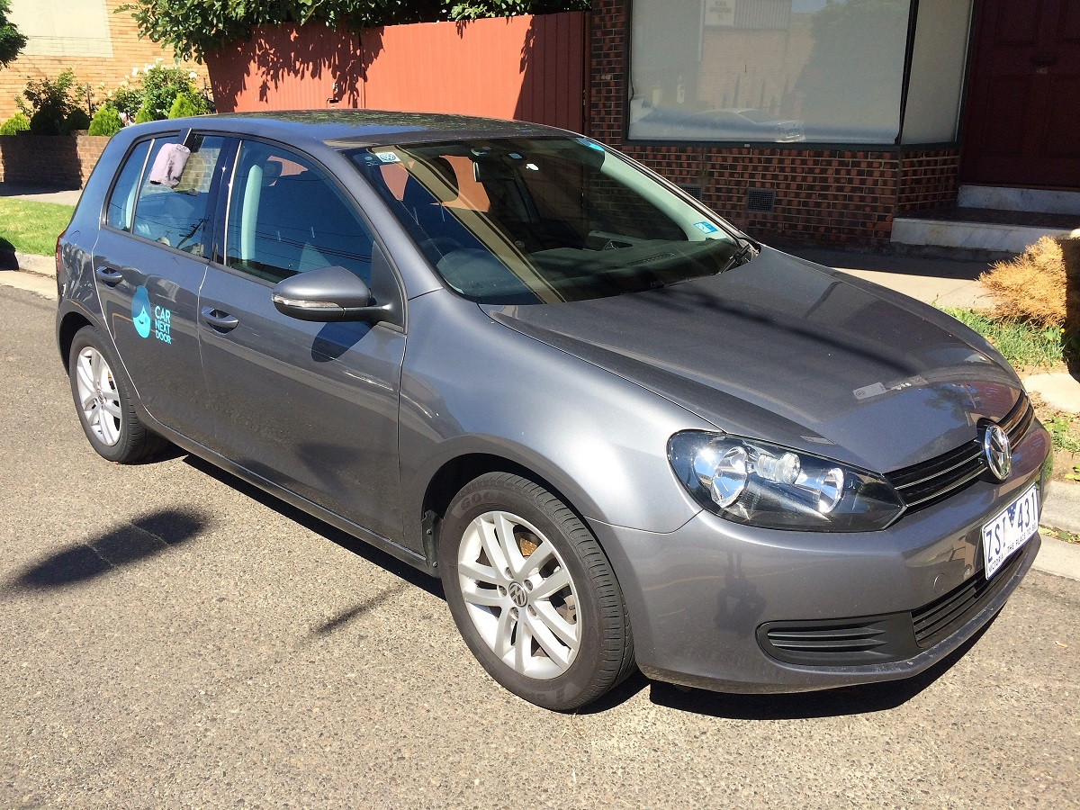 Picture of Megan's 2012 Volkswagen Golf