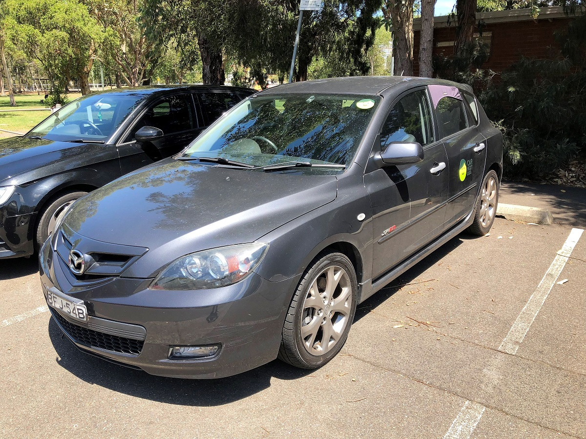 Picture of Bernard's 2007 Mazda 3 Hatchback