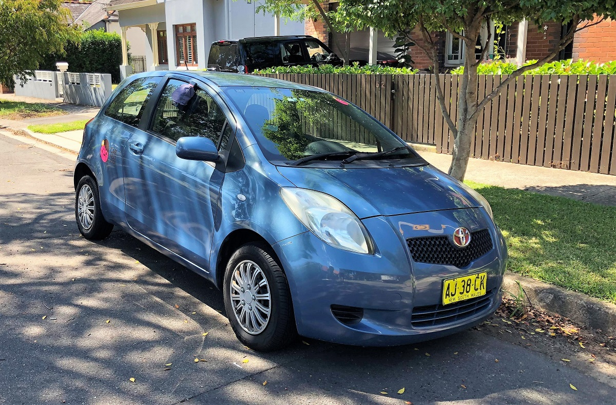 Picture of Kuhu's 2005 Toyota Yaris