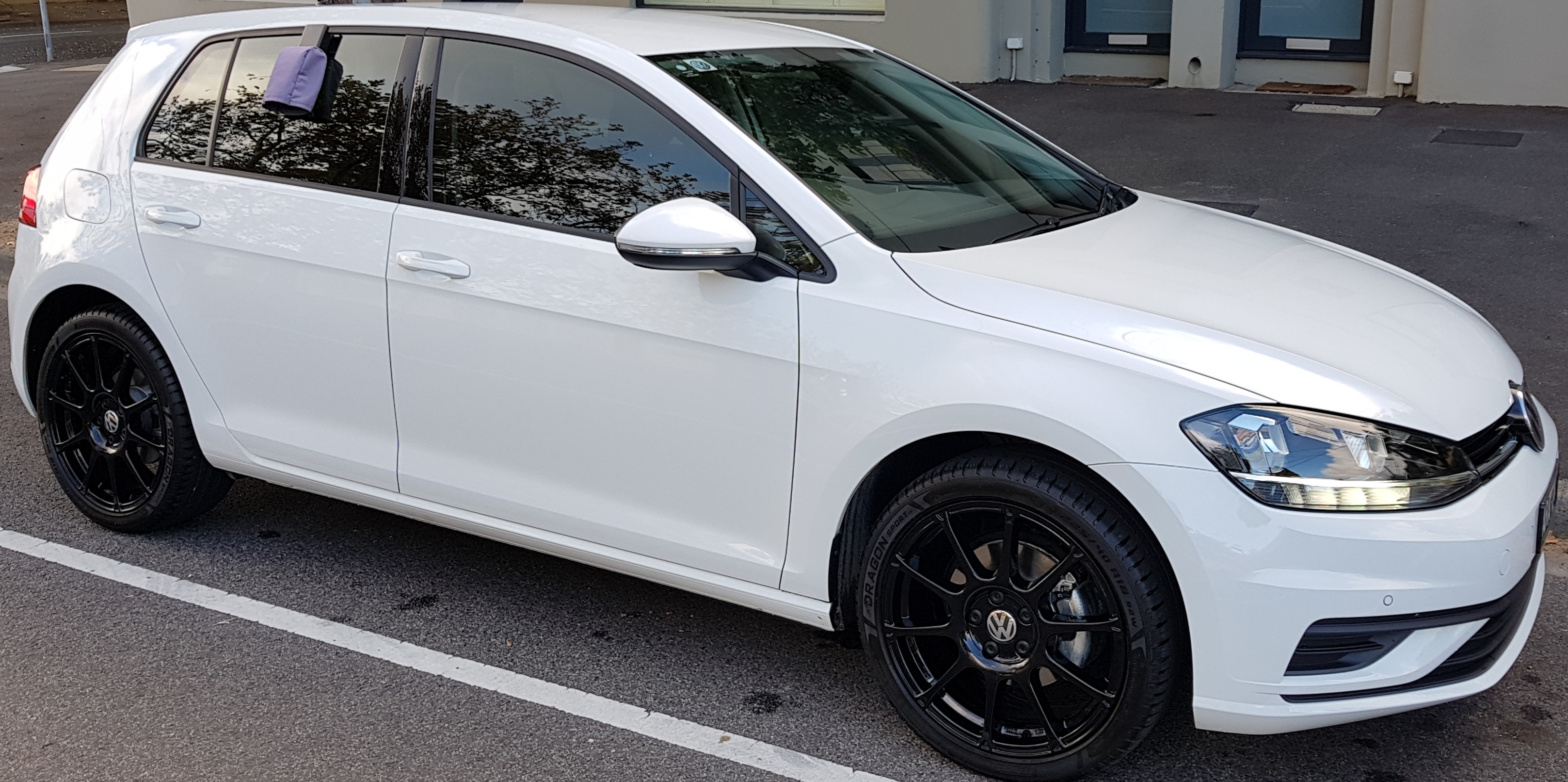 Picture of Marko's 2017 Volkswagen Golf Trendline 110TSI