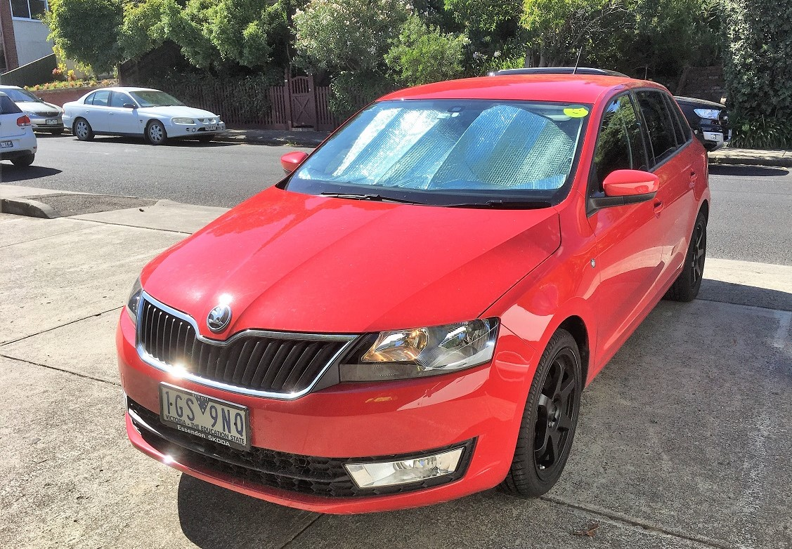 Picture of Michael's 2015 Skoda Rapid