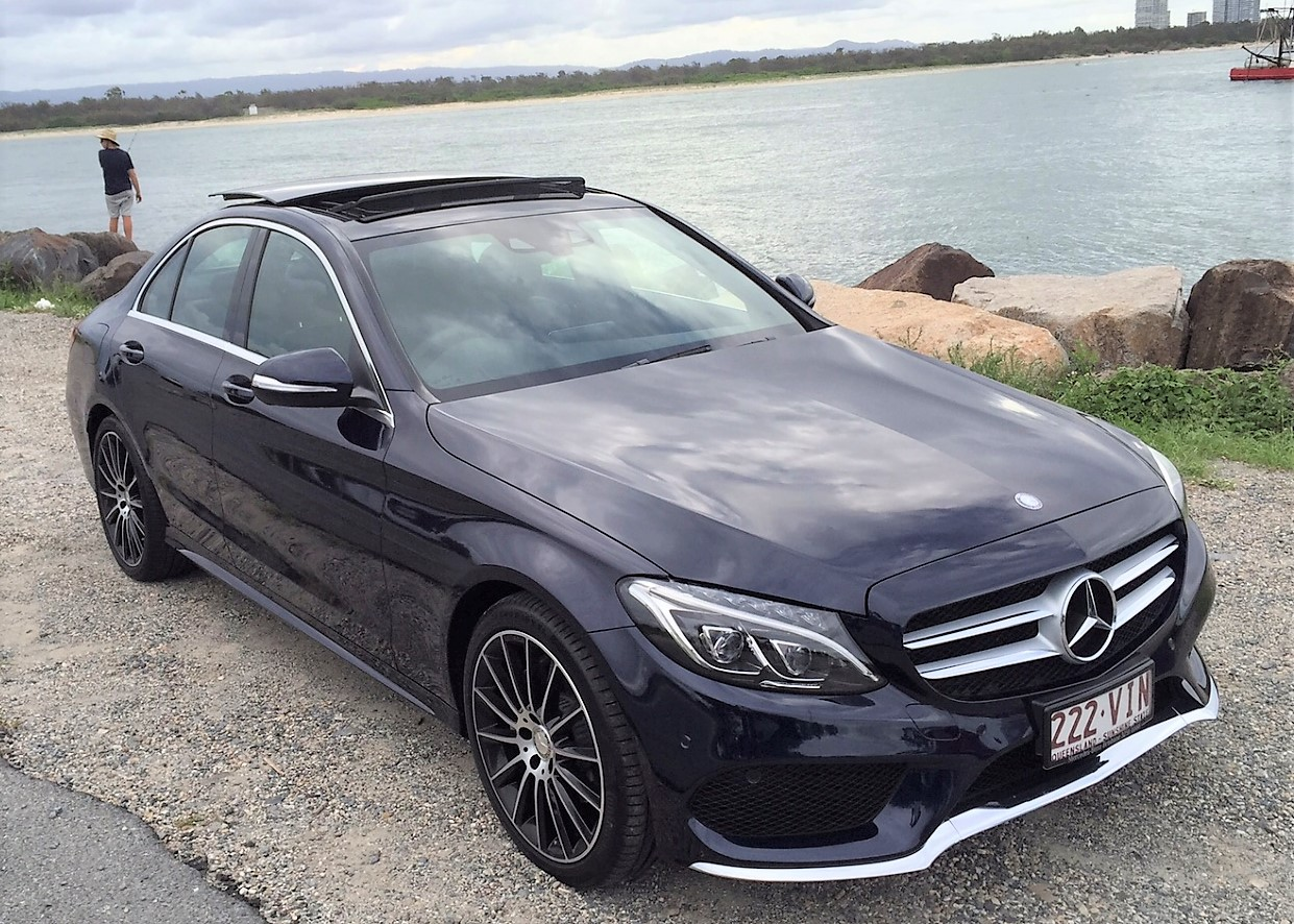 Picture of Maninderjit Singh's 2014 Mercedes-Benz C200
