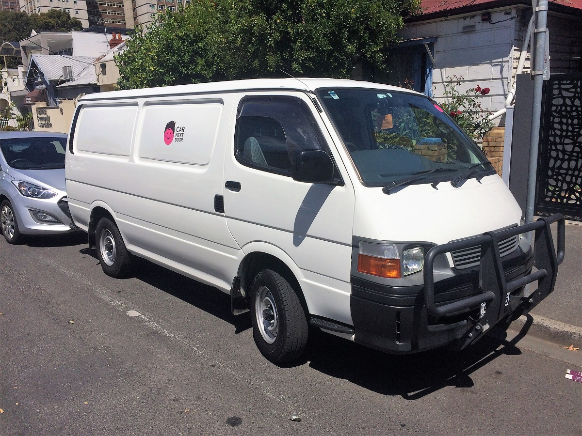 Picture of Xifa's 2003 Toyota Hiace Van Long Wheelbase 4dr Auto