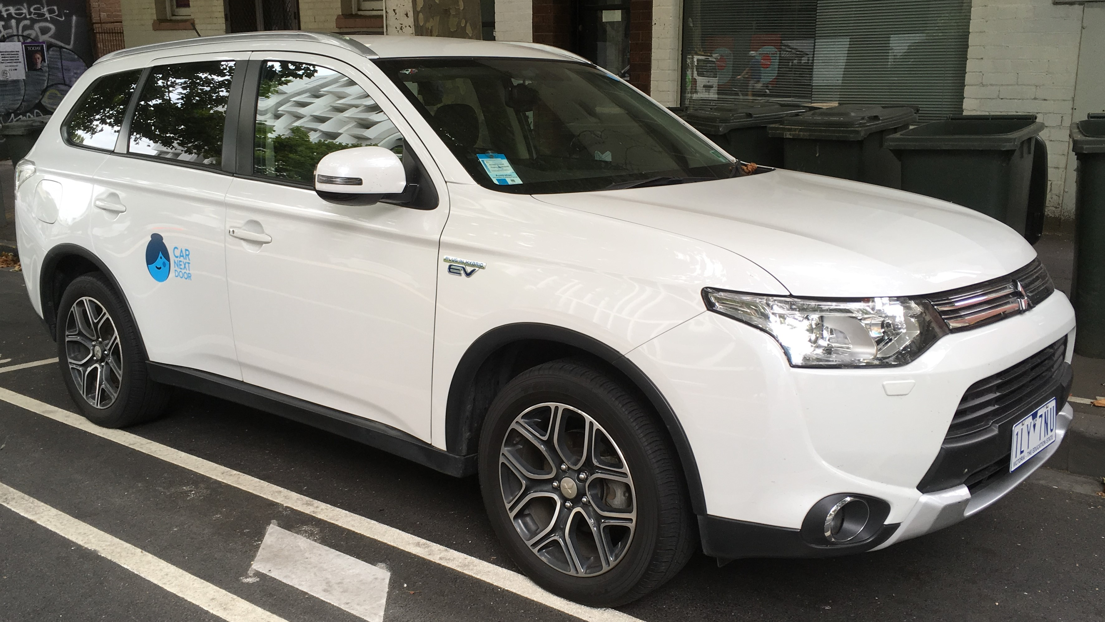 Picture of Karl's 2015 Mitsubishi Outlander PHEV