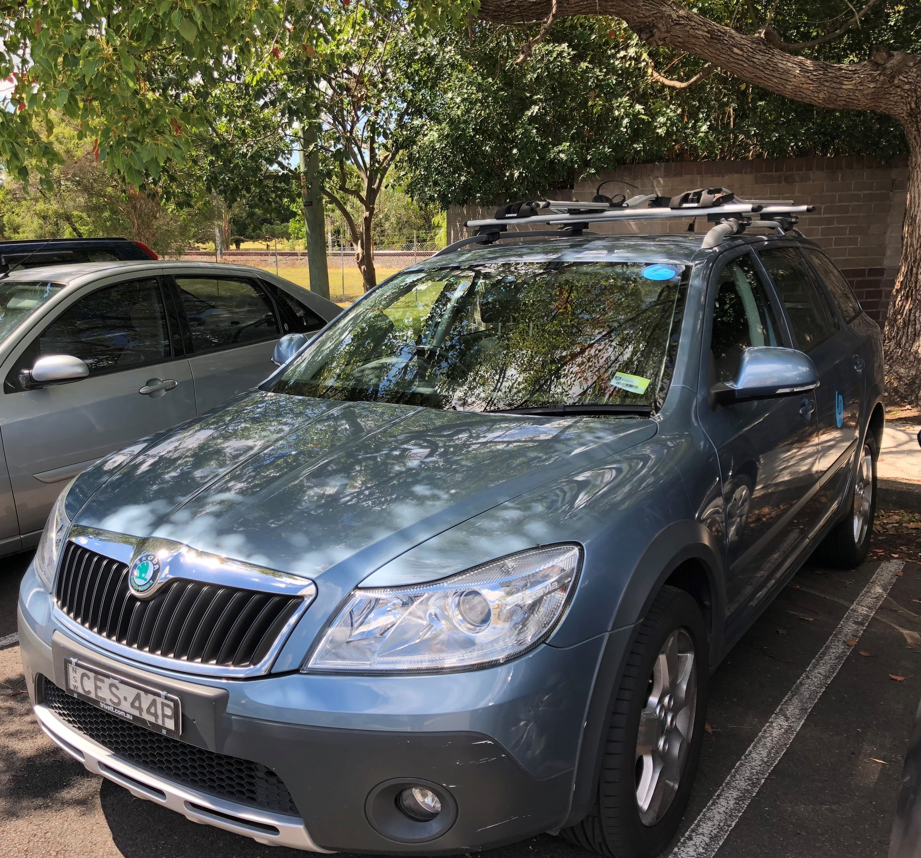 Picture of Gavin's 2012 Skoda Octavia Scout 4x4