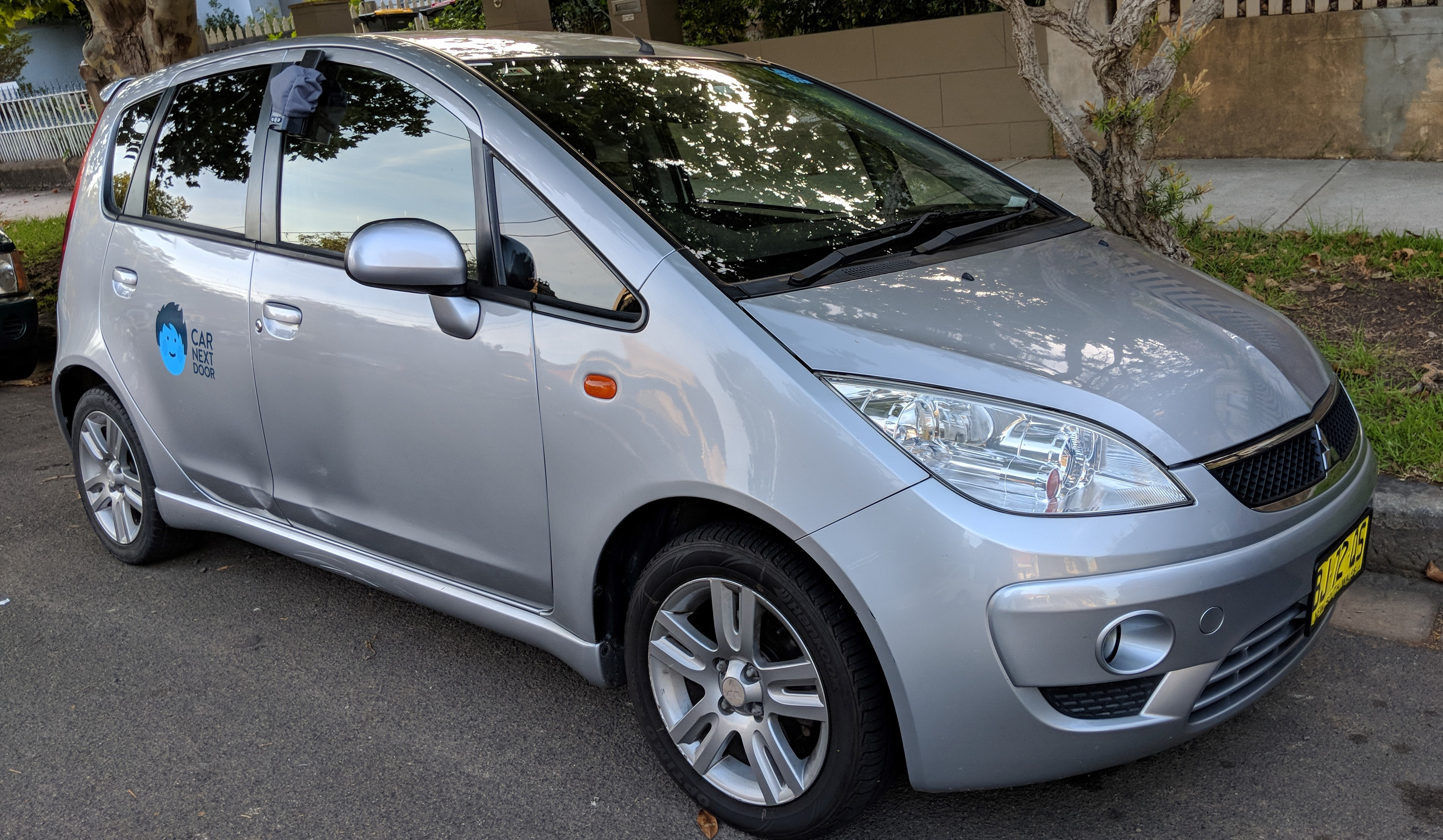 Picture of Nathan's 2011 Mitsubishi Colt