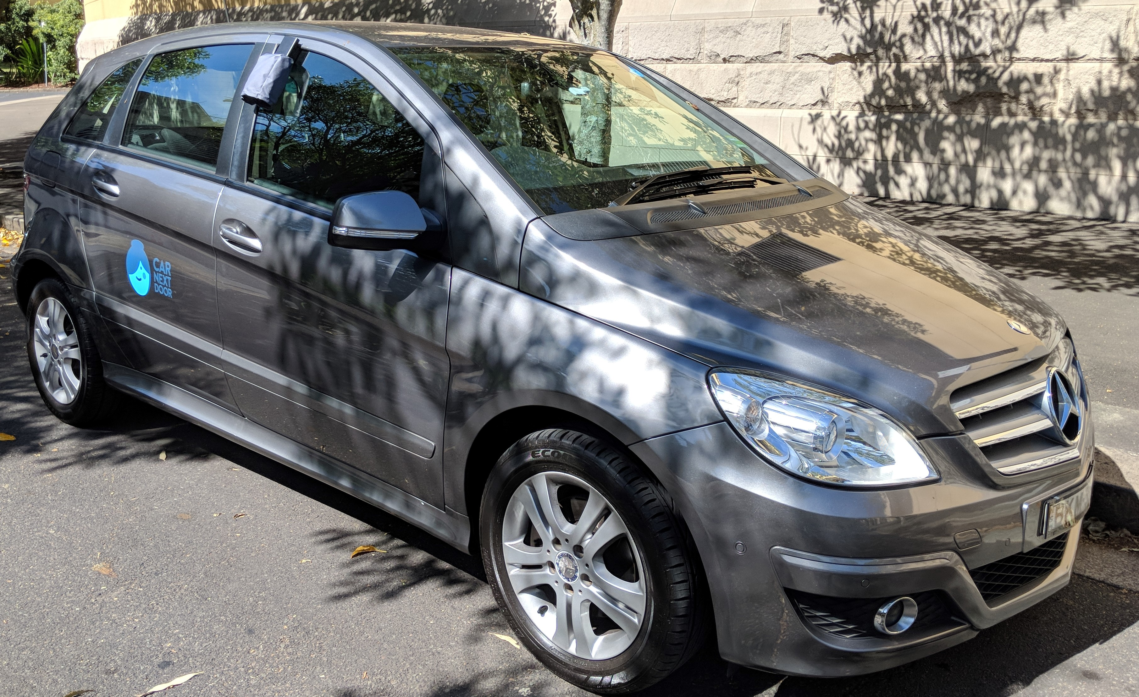 Picture of Daniel's 2009 Mercedes-Benz B200