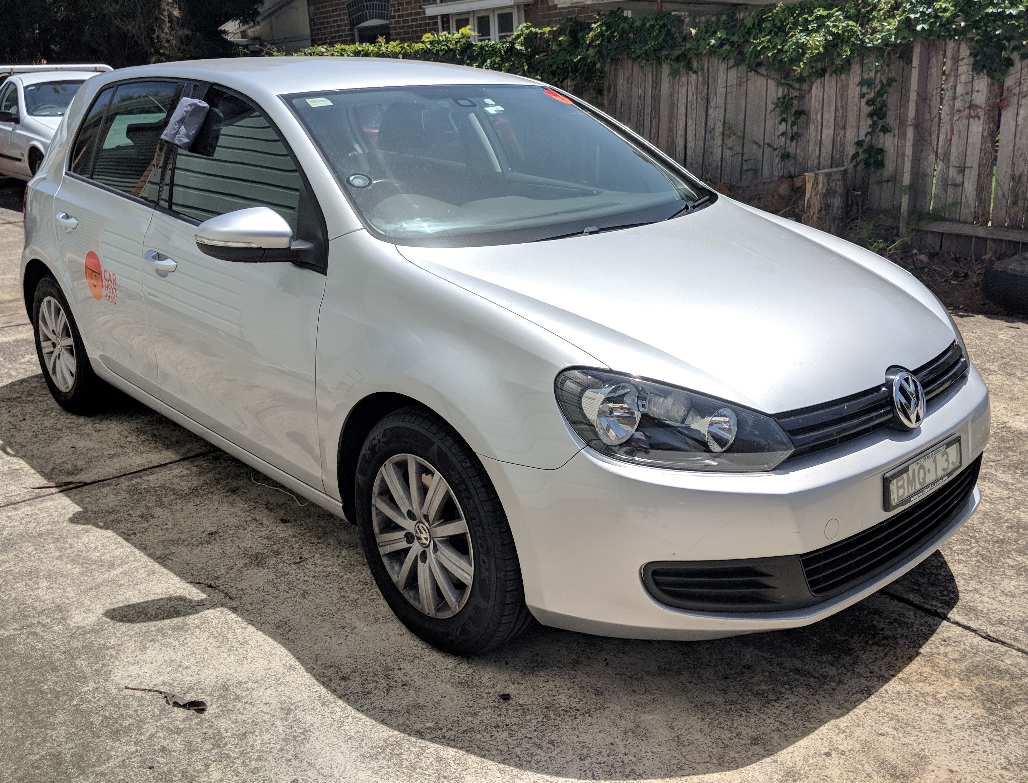 Picture of Susan's 2010 Volkswagen Golf