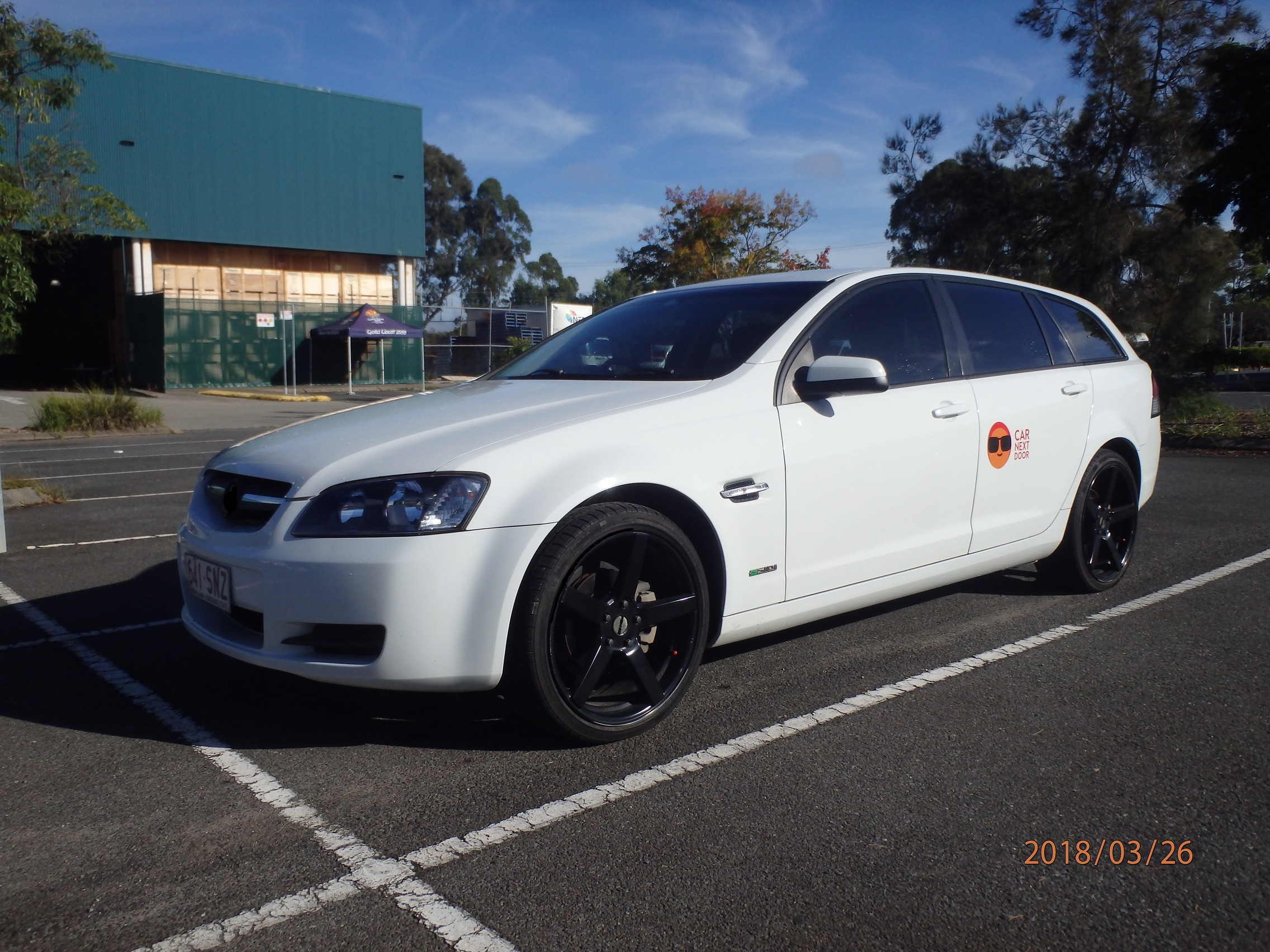 Picture of Scott's 2010 Holden Commodore Omega