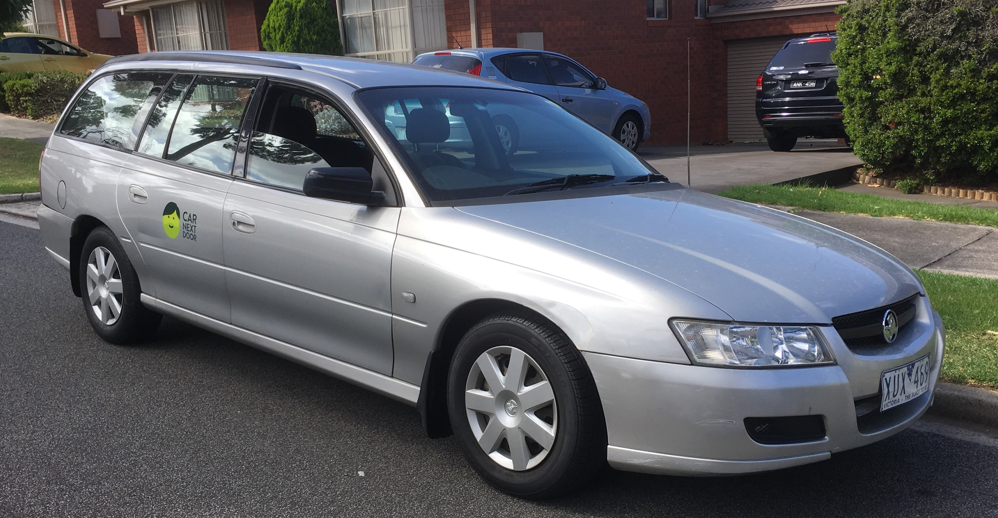 Picture of Brett's 2007 Holden Commodore