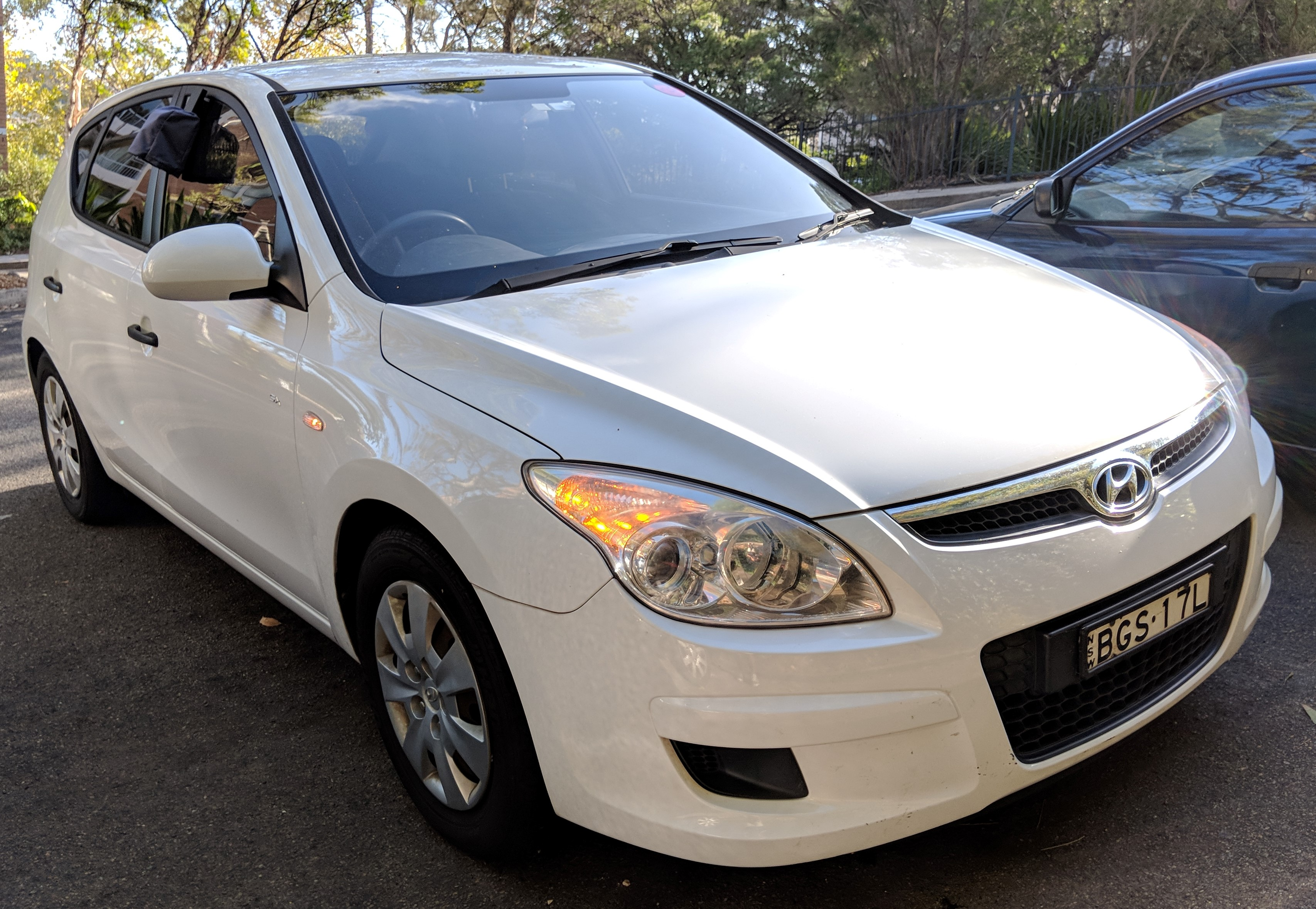 Picture of Catherine's 2008 Hyundai I30